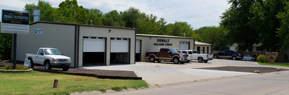 Oswalt Collision Center